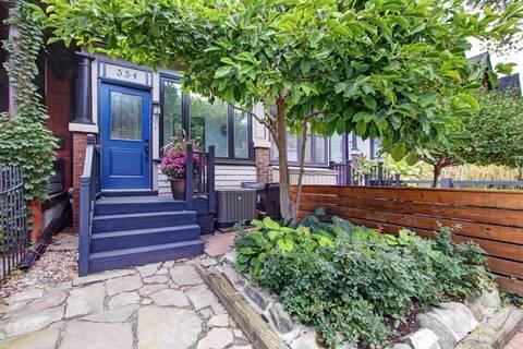 Townhouse for sale at 354 Ontario St Toronto Ontario - MLS: C4632235