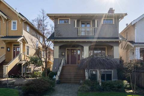 Townhouse for sale at 3540 5th Ave W Vancouver British Columbia - MLS: R2442717