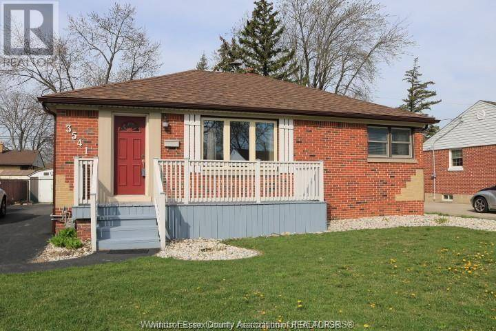 House for sale at 3541 Dominion Blvd Windsor Ontario - MLS: 19023498