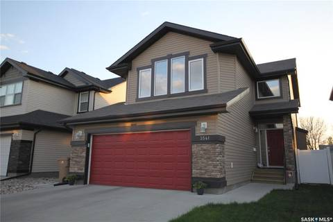 House for sale at 3541 Green Moss Ln Regina Saskatchewan - MLS: SK773121