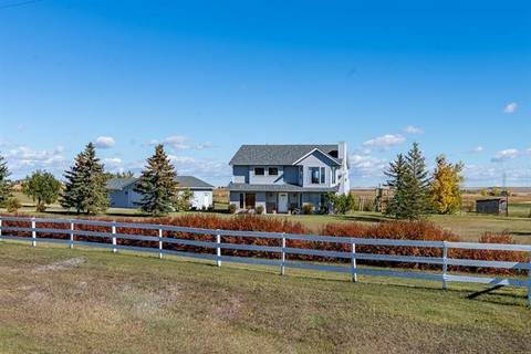 House for sale at 354134 64 St East Rural Foothills County Alberta - MLS: C4203800