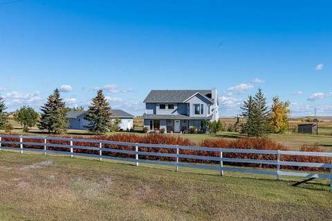 House for sale at 354134 64 St E Rural Foothills M.d. Alberta - MLS: C4203800