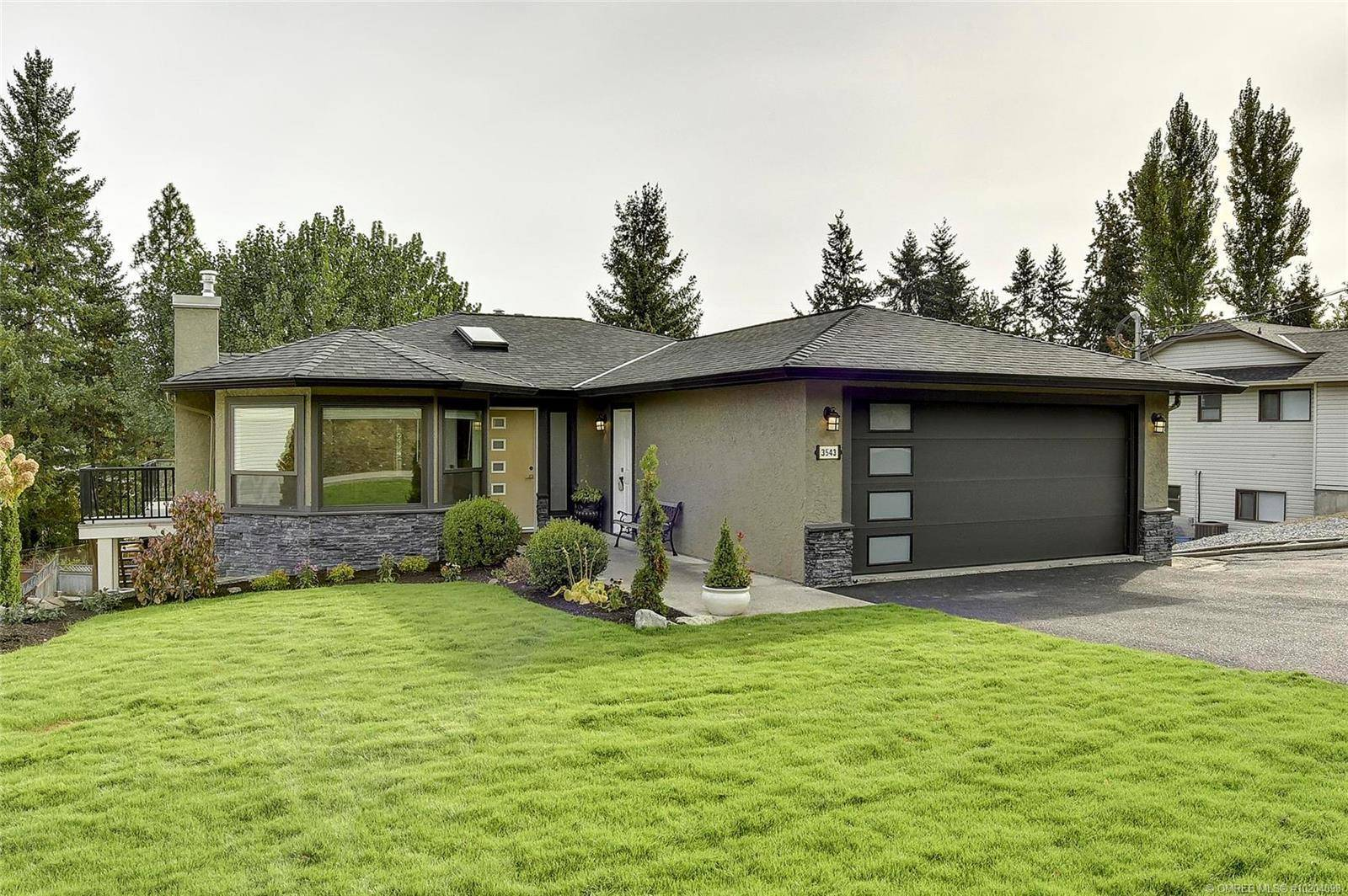 House for sale at 3543 Ranch Rd West Kelowna British Columbia - MLS: 10204098