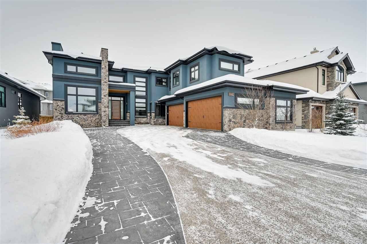 House for sale at 3543 Watson Pt Sw Edmonton Alberta - MLS: E4184887