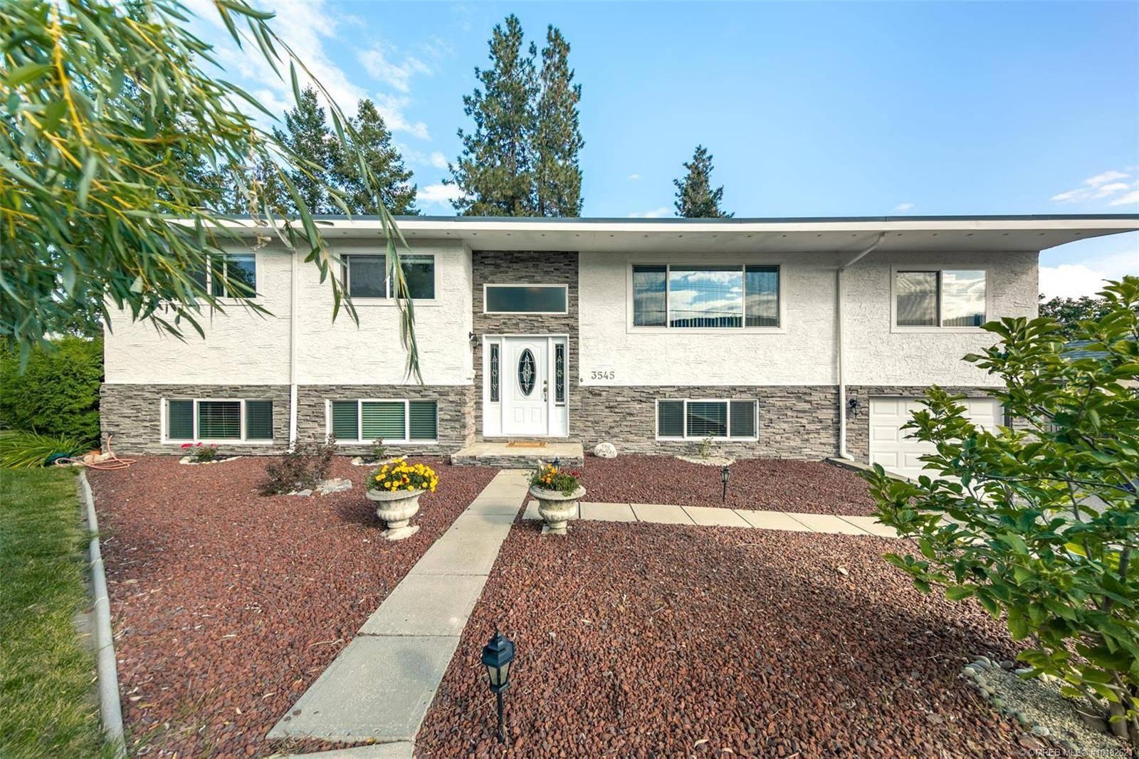 House for sale at 3545 Dunbarton Rd West Kelowna British Columbia - MLS: 10192621