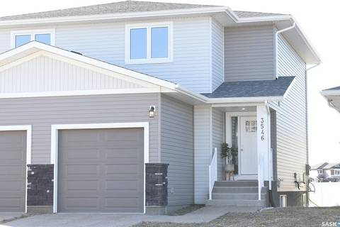 Townhouse for sale at 3546 Green Turtle Rd Regina Saskatchewan - MLS: SK789038