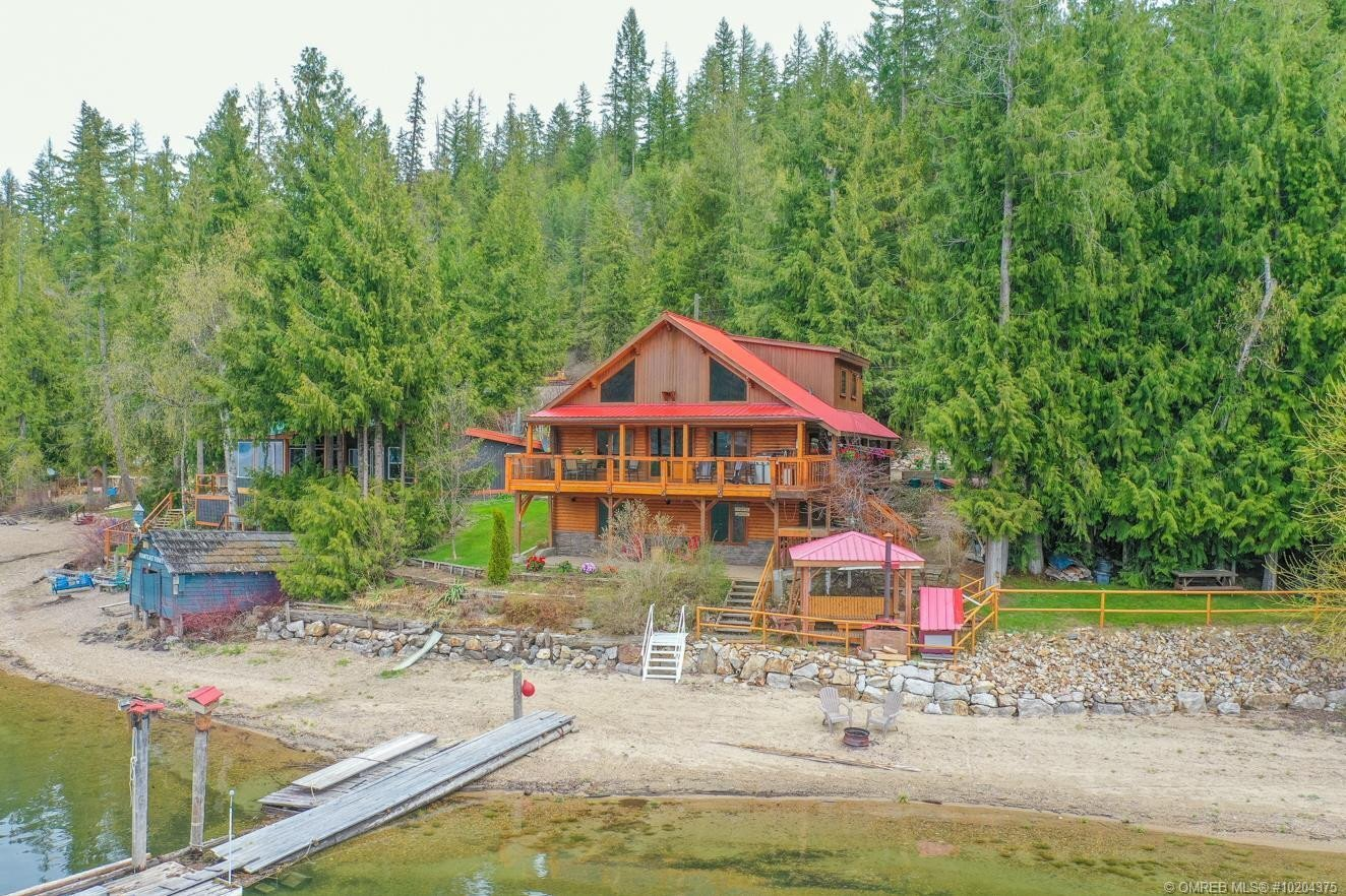 House for sale at 3546 Mabel Lake Rd Lumby British Columbia - MLS: 10204375