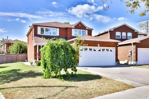 House for sale at 3548 Croatia Dr Mississauga Ontario - MLS: W4926456