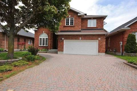 House for sale at 3549 Wyman Cres Ottawa Ontario - MLS: X4554692
