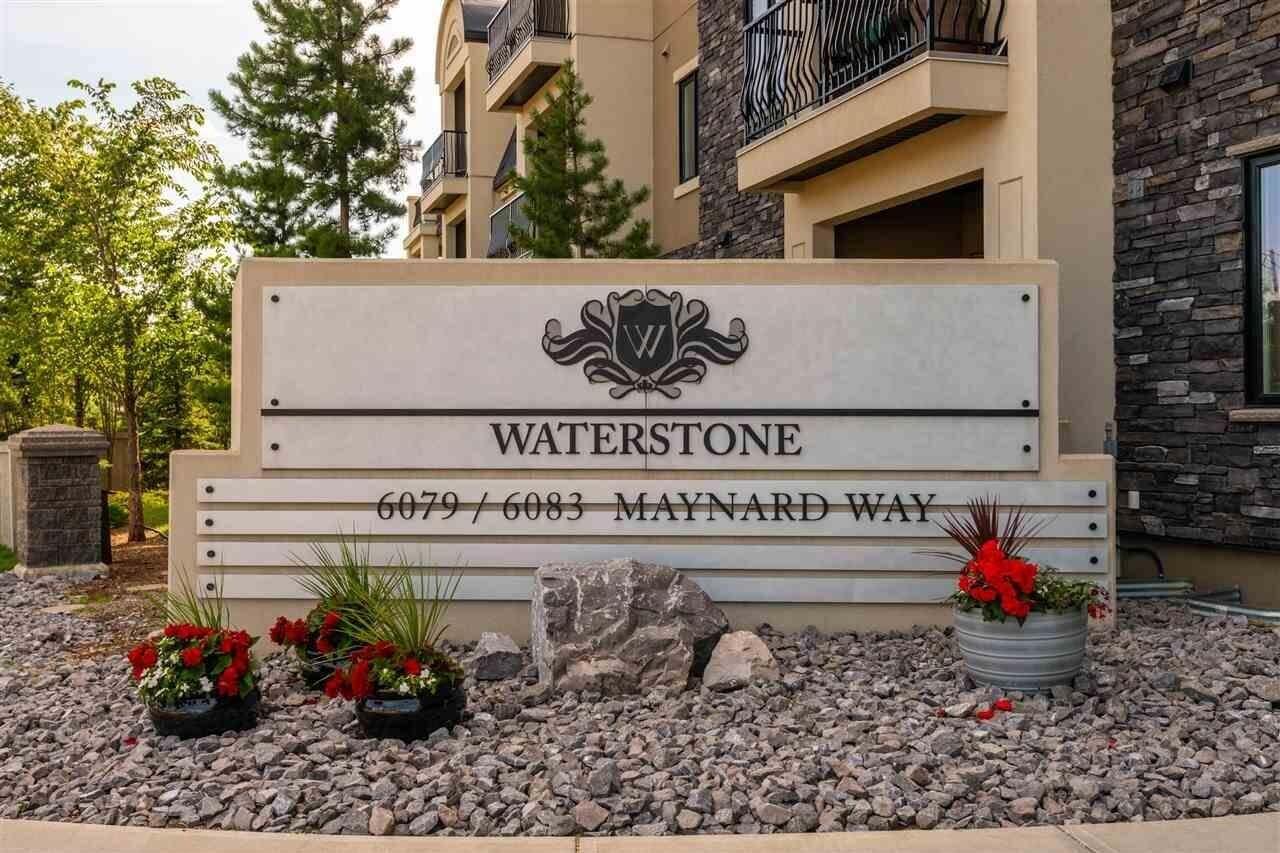 Condo for sale at 6079 Maynard Wy NW Unit 355 Edmonton Alberta - MLS: E4210232
