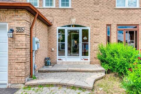 Townhouse for sale at 355 Assiniboine Tr Mississauga Ontario - MLS: W4807667