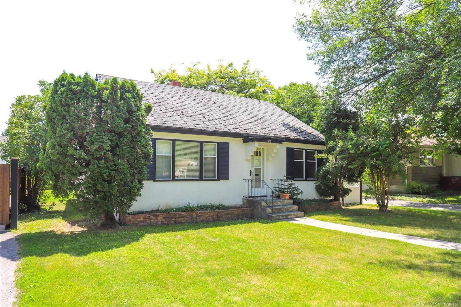 House for sale at 355 Beach Ave Kelowna British Columbia - MLS: 10187608