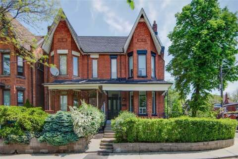 Townhouse for sale at 355 Dovercourt Rd Toronto Ontario - MLS: C4793972