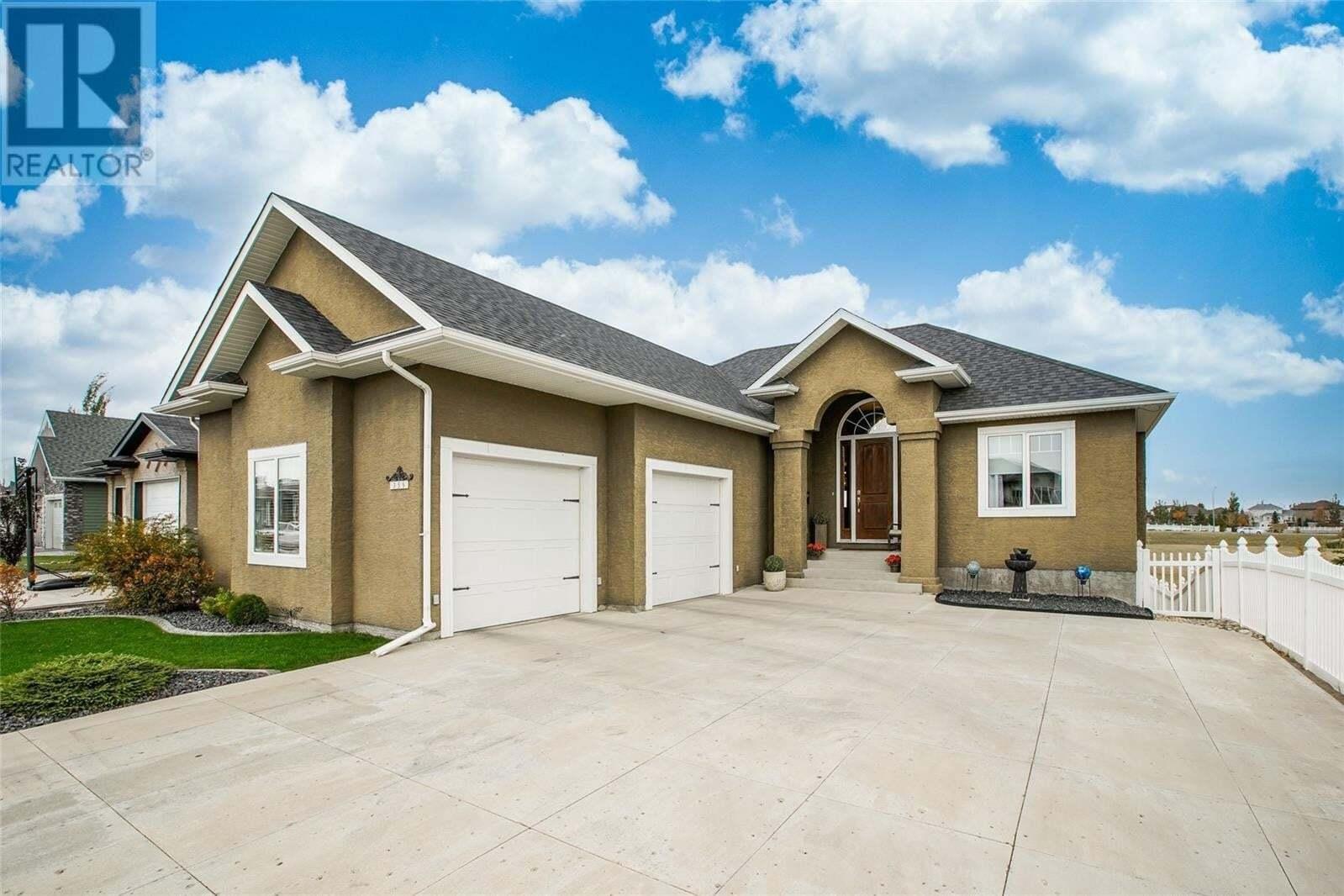 House for sale at 355 Lakeridge Dr Warman Saskatchewan - MLS: SK827408
