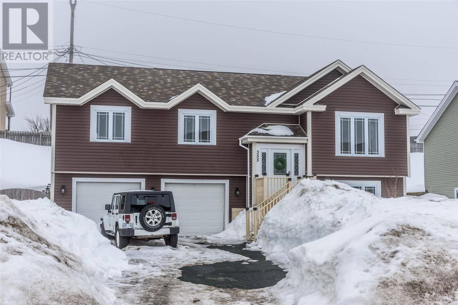 House for sale at 355 Lanark Dr Paradise Newfoundland - MLS: 1211785