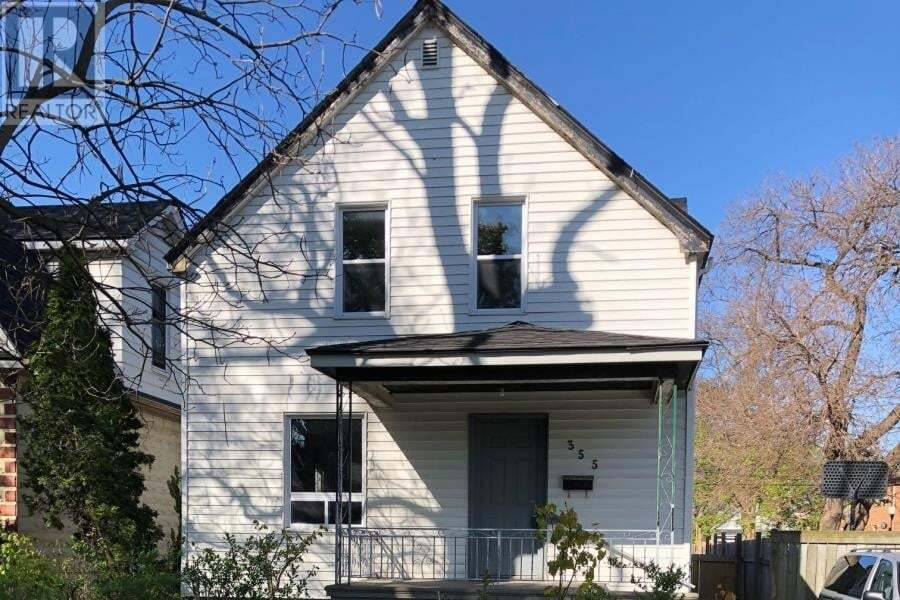 House for sale at 355 Mcewan  Windsor Ontario - MLS: 20005243