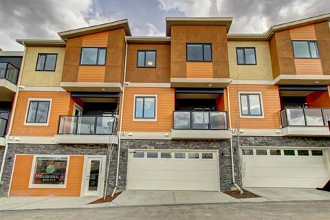 Townhouse for sale at 355 Sage Hill Circ Northwest Calgary Alberta - MLS: C4238604