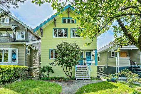 House for sale at 3556 5th Ave W Vancouver British Columbia - MLS: R2370289