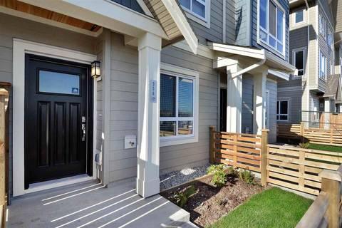 Townhouse for sale at 1784 Osprey Dr Unit 356 Tsawwassen British Columbia - MLS: R2339480