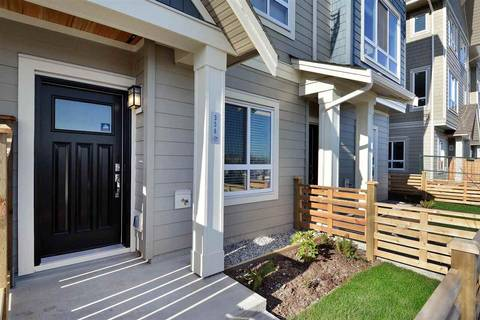 Townhouse for sale at 1784 Osprey Dr Unit 356 Tsawwassen British Columbia - MLS: R2339480