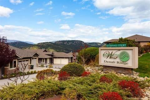 Townhouse for sale at 663 Denali Ct Unit 356 Kelowna British Columbia - MLS: 10181336
