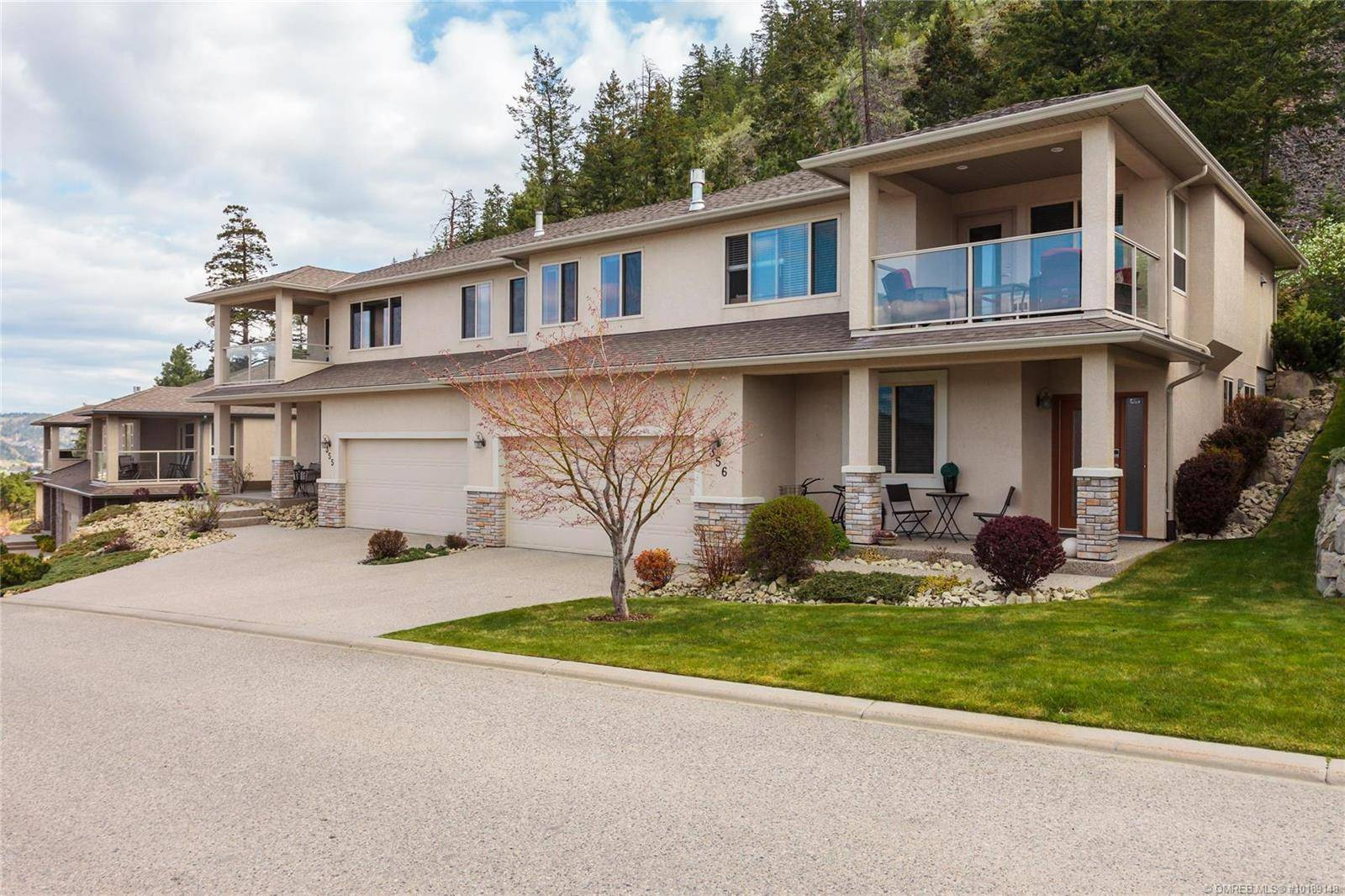Townhouse for sale at 663 Denali Ct Unit 356 Kelowna British Columbia - MLS: 10189148