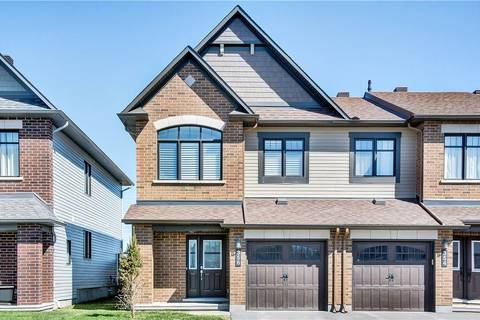 Townhouse for sale at 356 Axis Wy Ottawa Ontario - MLS: 1151743