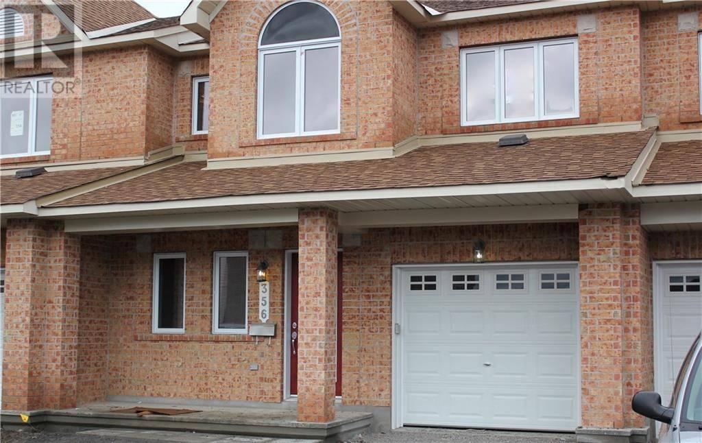 Townhouse for rent at 356 Ballinroan St Ottawa Ontario - MLS: 1180068