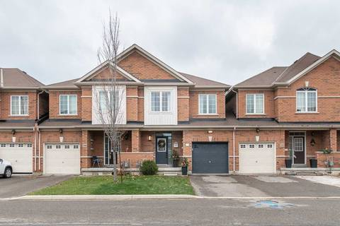 Townhouse for sale at 356 Black Dr Milton Ontario - MLS: W4642444