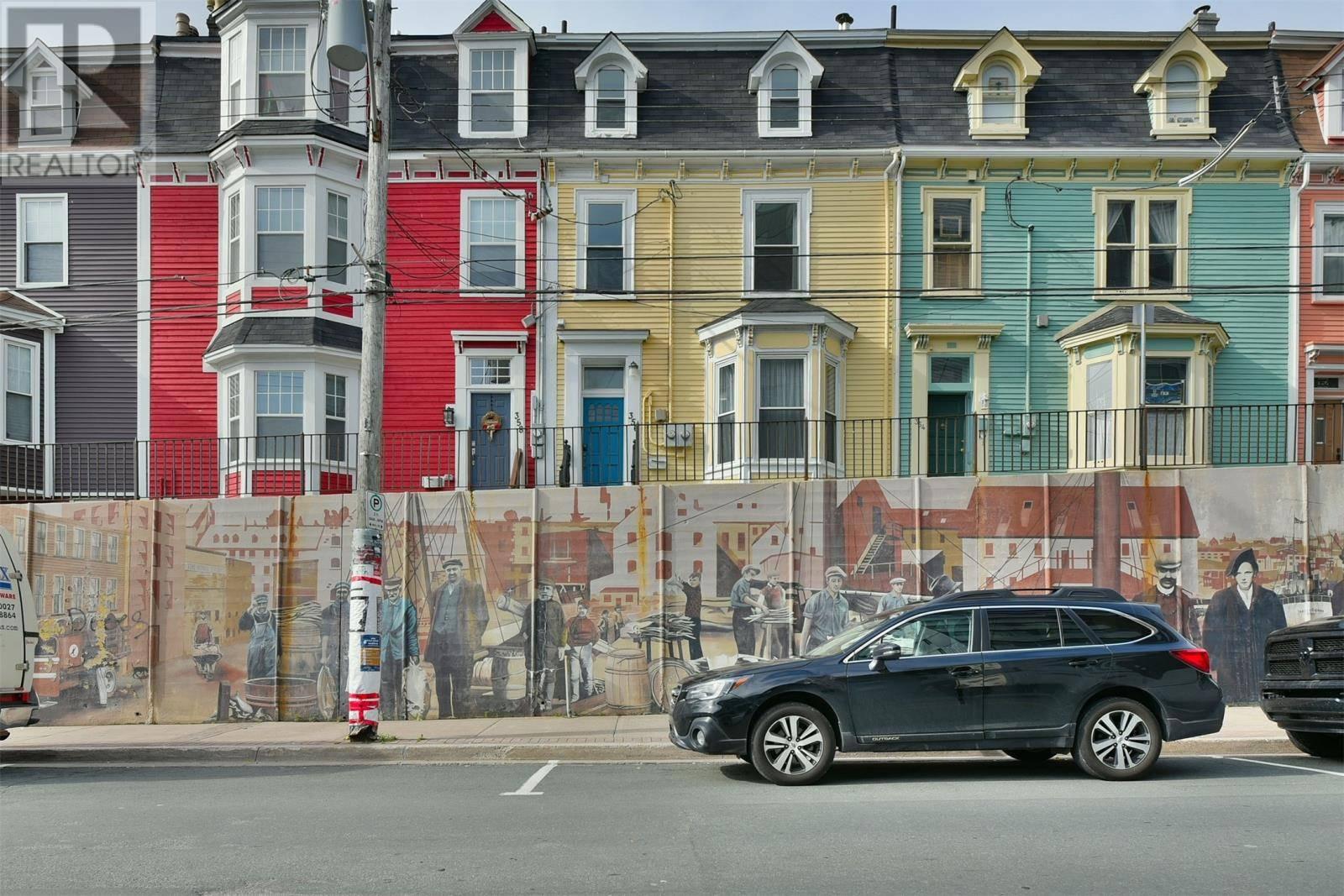 House for sale at 356 Duckworth St St. John's Newfoundland - MLS: 1205046