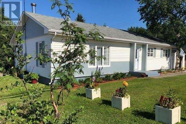 House for sale at 356 Hamilton River Rd Happy Valley - Goose Bay Newfoundland - MLS: 1221607