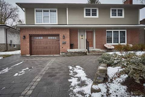 House for sale at 356 Jane Ave Oshawa Ontario - MLS: E4730221
