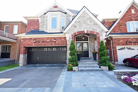 House for sale at 356 Michener Pl Milton Ontario - MLS: W4514577