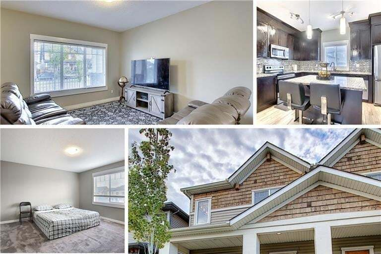 Townhouse for sale at 356 Skyview Ranch Rd NE Skyview Ranch, Calgary Alberta - MLS: C4299695