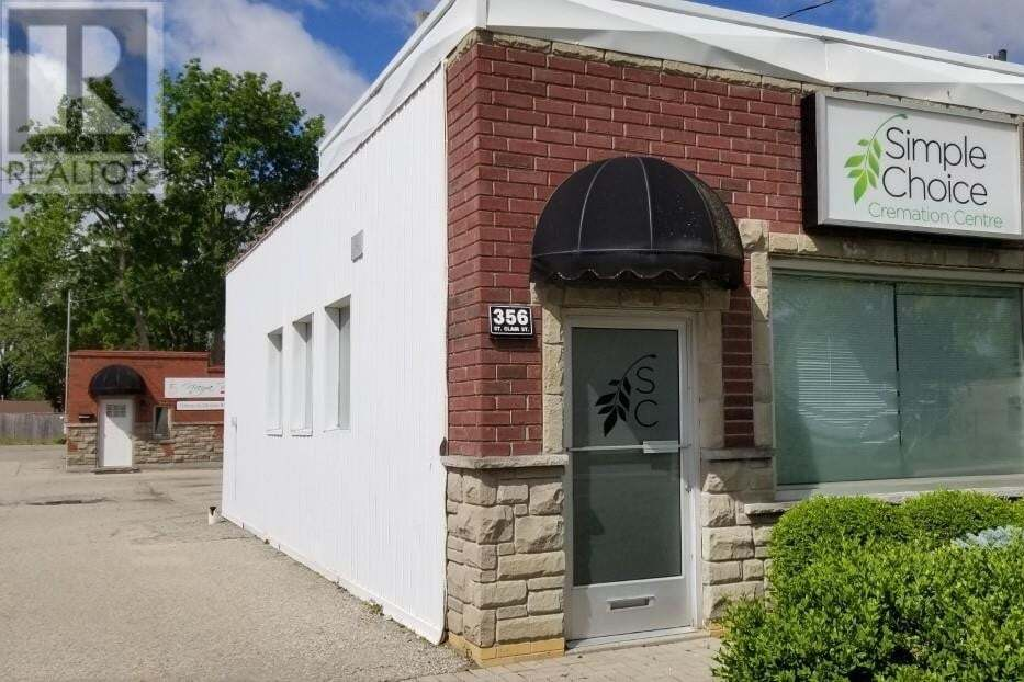 Commercial property for lease at 356 St Clair St Chatham Ontario - MLS: 20006825