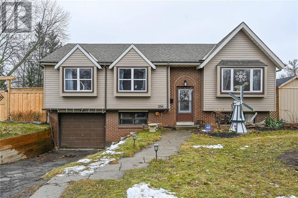 House for sale at 356 West Acres Dr Guelph Ontario - MLS: 30783551