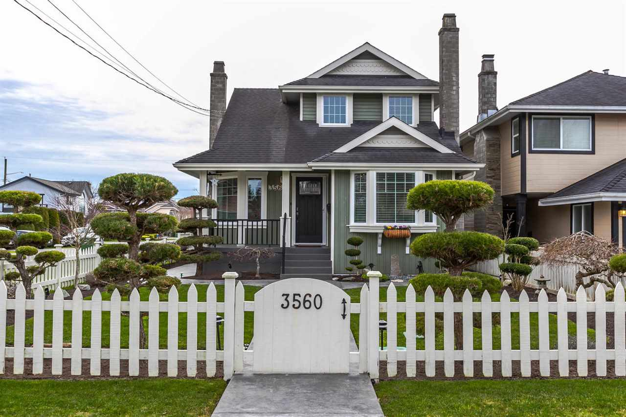 For Sale: 3560 Hunt Street, Richmond, BC | 3 Bed, 3 Bath House for $1,558,000. See 20 photos!