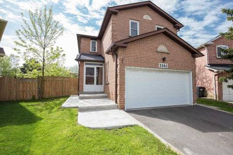 House for sale at 3561 Bertrand Rd Mississauga Ontario - MLS: W4468913