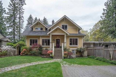 House for sale at 3561 Duval Rd North Vancouver British Columbia - MLS: R2452441