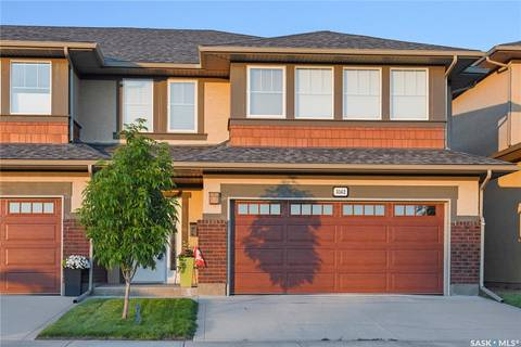 Townhouse for sale at 3562 Evans Ct Regina Saskatchewan - MLS: SK773621