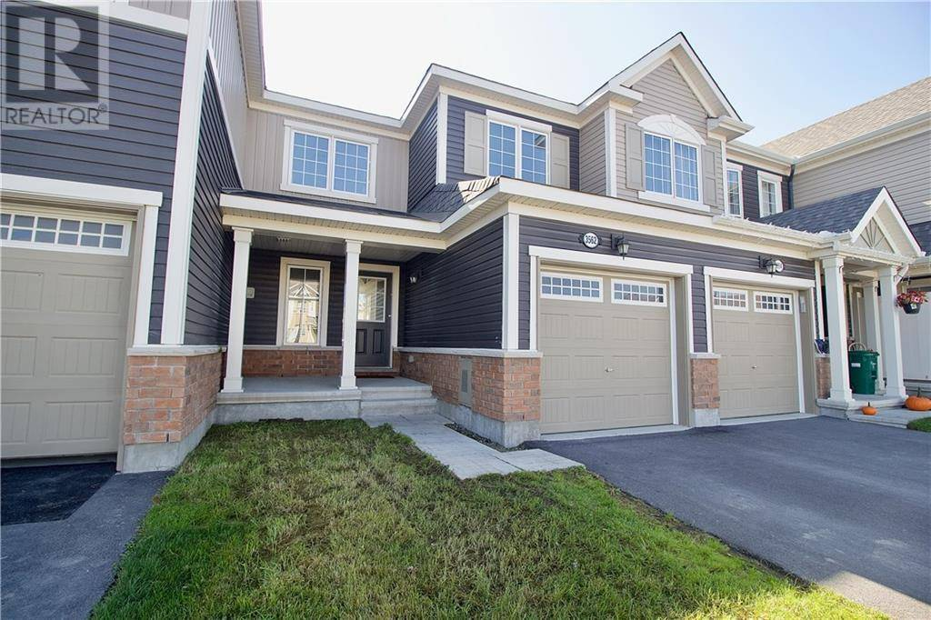 Townhouse for rent at 3562 River Run Ave Ottawa Ontario - MLS: 1172502