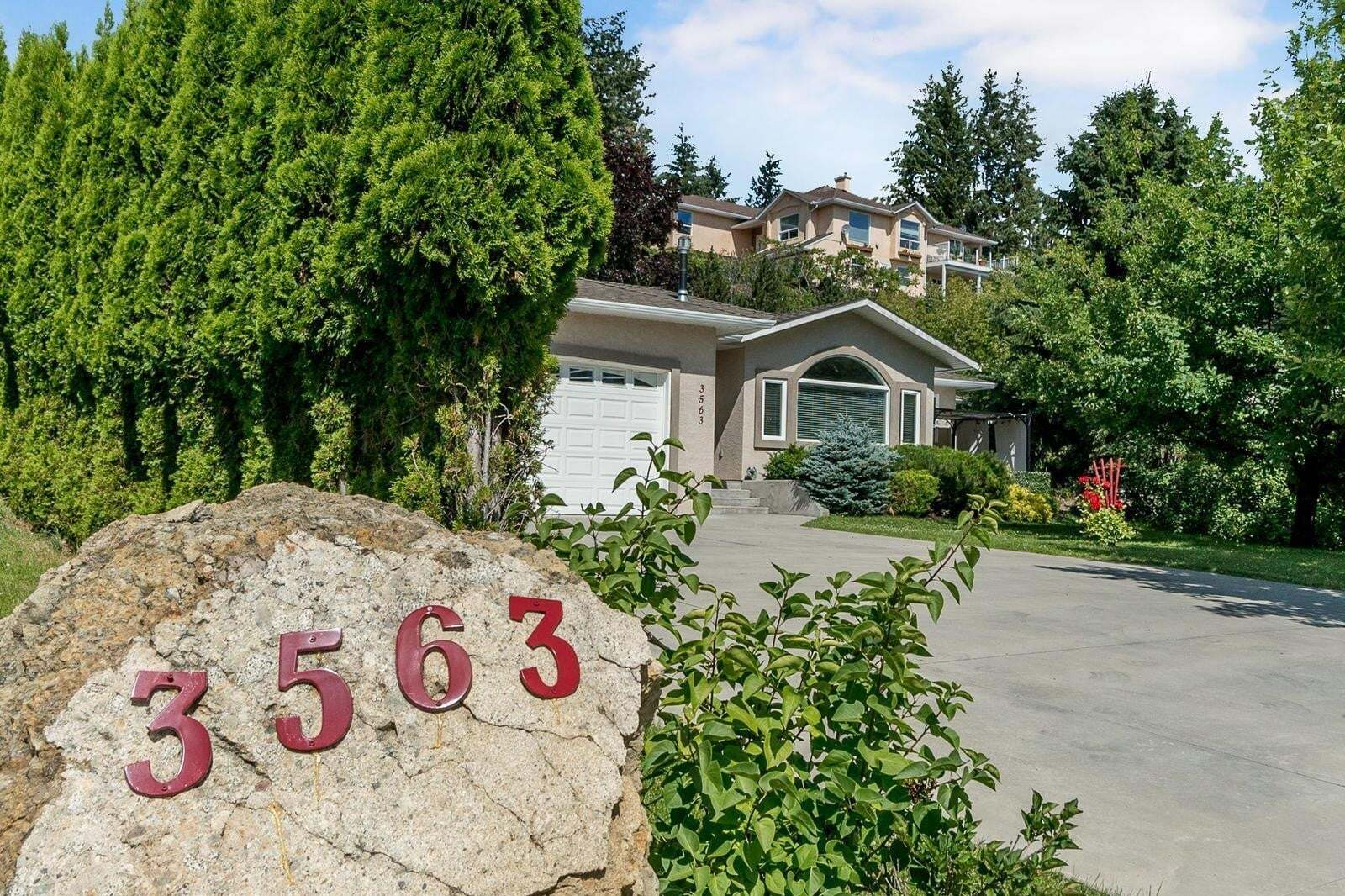 House for sale at 3563 Glen Eagles Ct West Kelowna British Columbia - MLS: 10210390