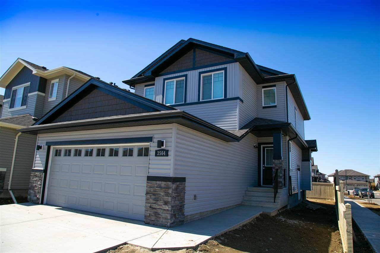 House for sale at 3564 8 St Nw Edmonton Alberta - MLS: E4183127