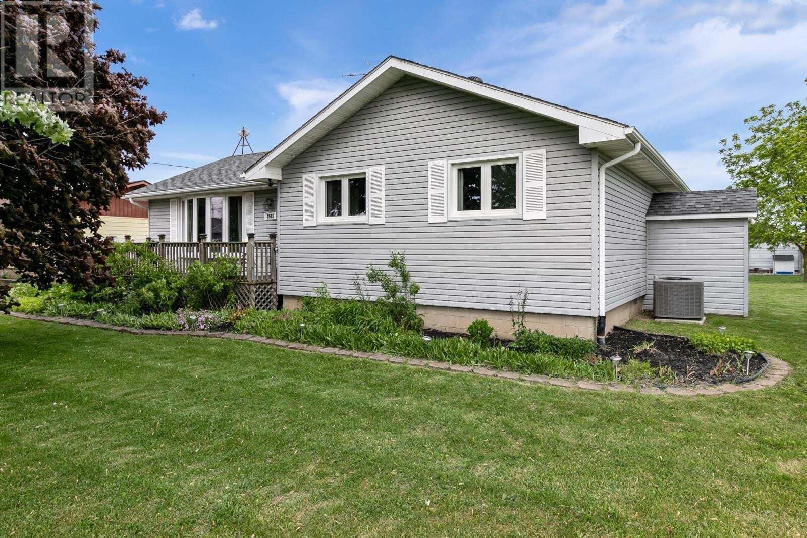 House for sale at 3565 Concession 3  North Amherstburg Ontario - MLS: 20006154