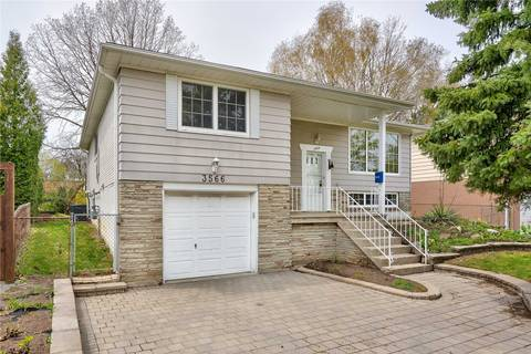 House for sale at 3566 Fieldgate Dr Mississauga Ontario - MLS: W4459210