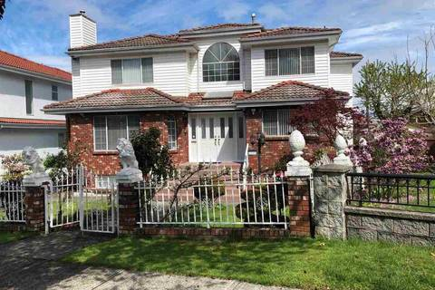 House for sale at 3569 Anzio Dr Vancouver British Columbia - MLS: R2359928