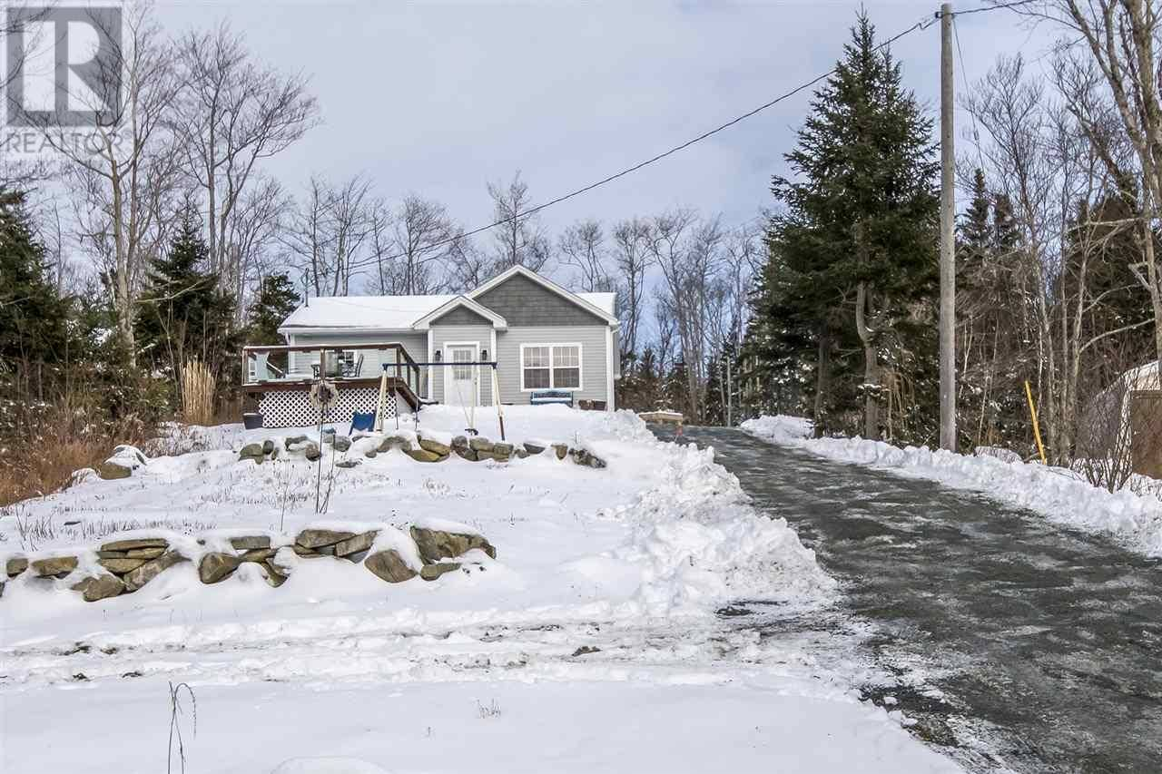 House for sale at 3569 Highway 7 Lk Lake Echo Nova Scotia - MLS: 202001230
