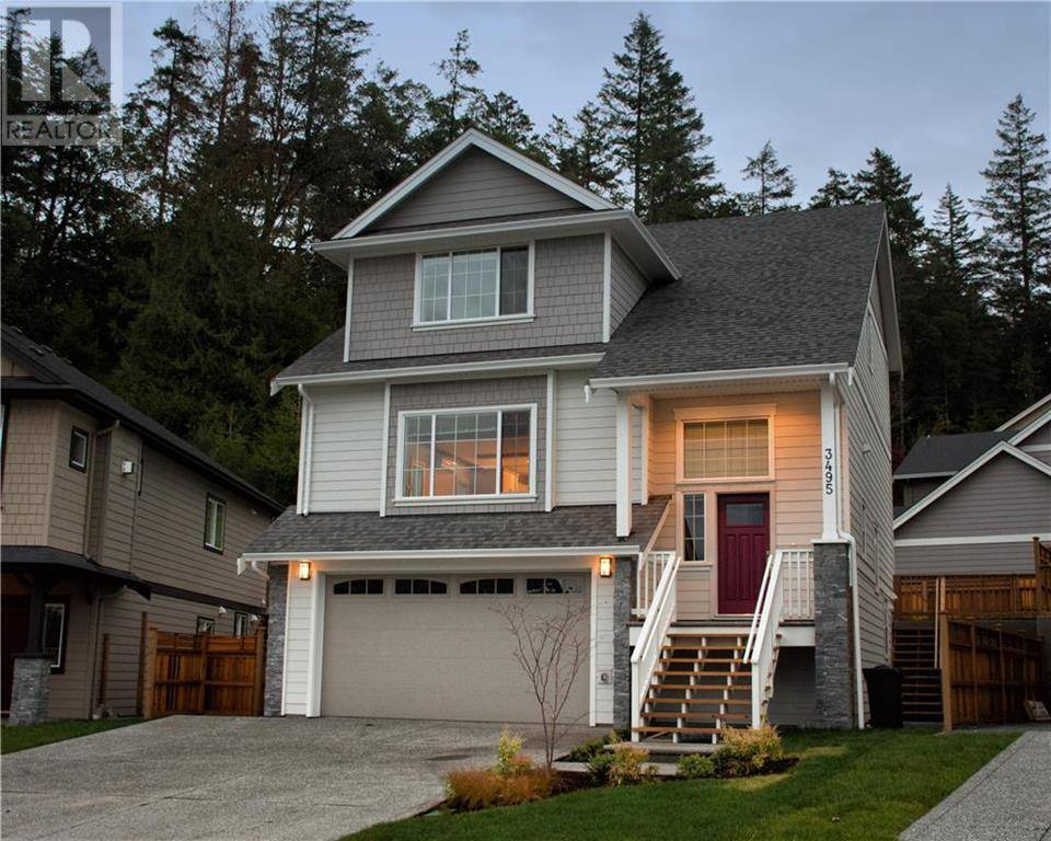 House for sale at 3569 Honeycrisp Ave Victoria British Columbia - MLS: 418964