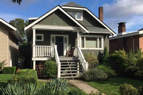 House for sale at 3569 21st Ave W Vancouver British Columbia - MLS: R2411918