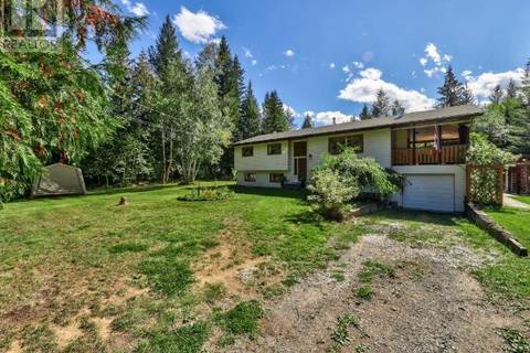 House for sale at 356 Thompson Hy N Clearwater British Columbia - MLS: 148078